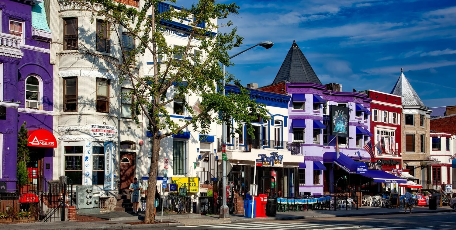 Summer in Adams Morgan