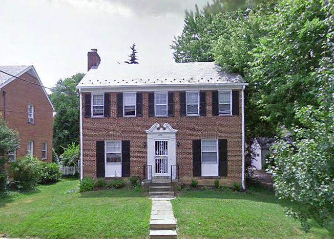 American University Park Dc Real Estate American