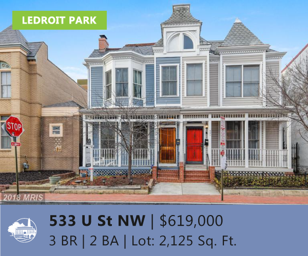 Invest in Ledroit Park DC