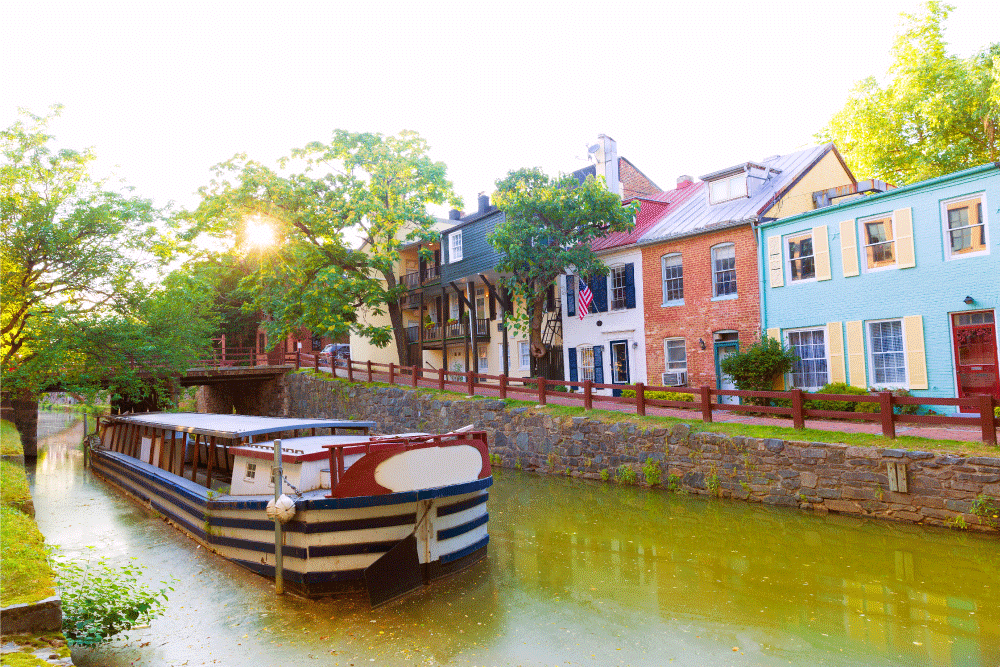listings near the c & o canal