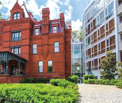 Dupont Circle Most Expensive Home
