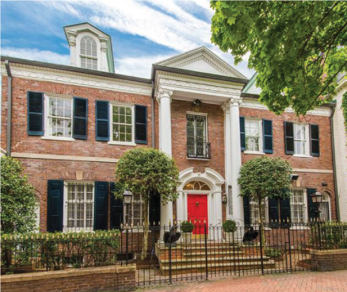 Georgetown Most Expensive Home