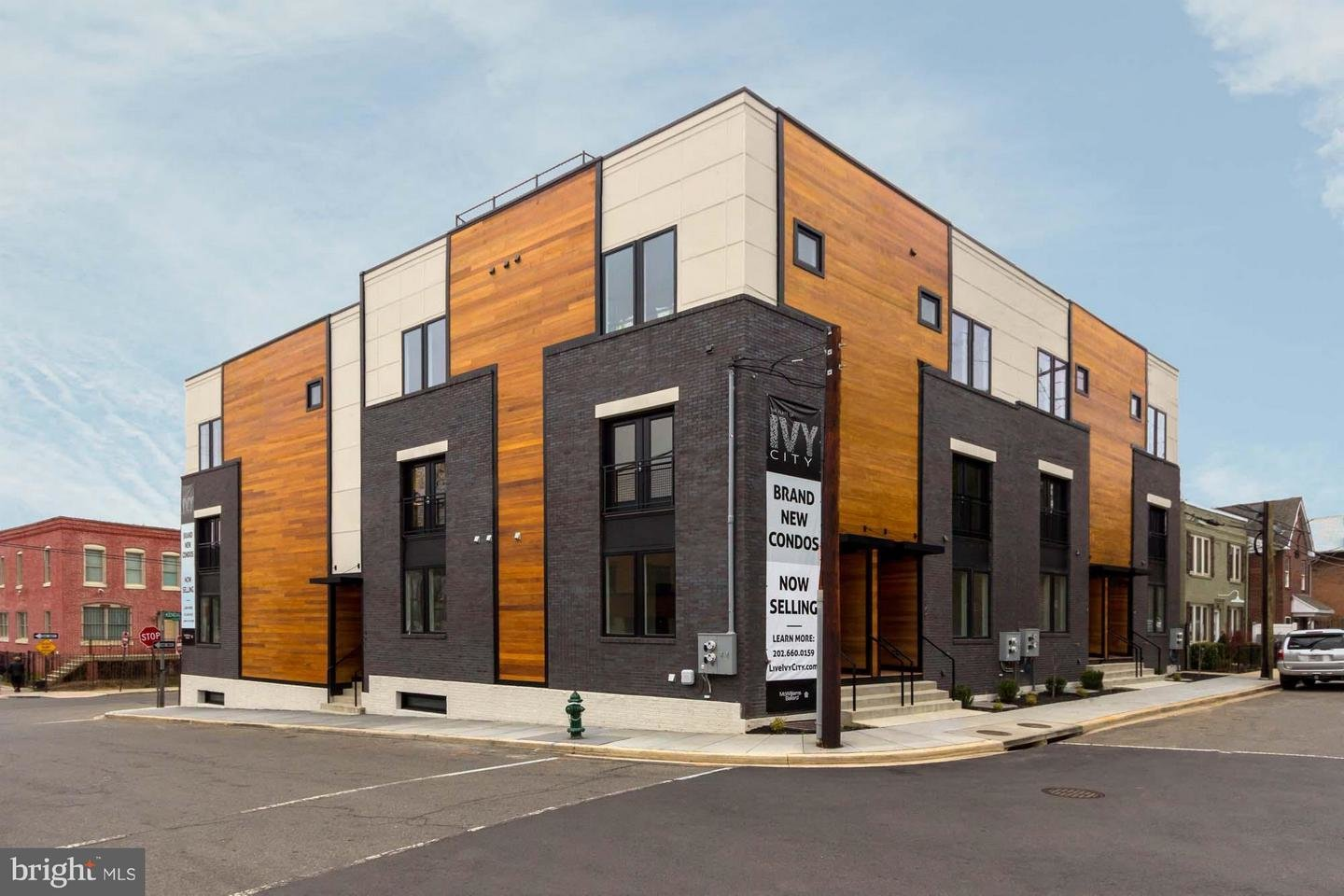 Ivy City Flats for sale