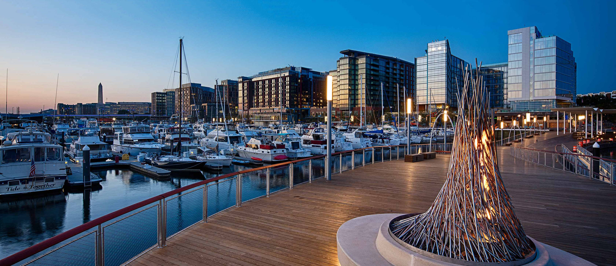 waterfront living dc