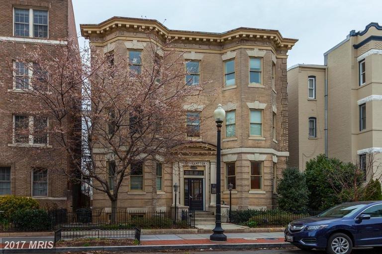 The Hampton - 1740 18th Street NW Washington DC 20009 - Dupont