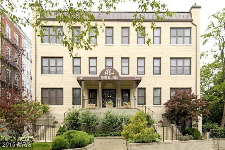 Adams Mill House Condos For Sale