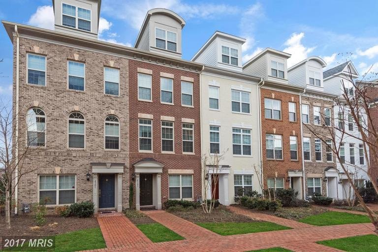 ballston row townhomes for sale