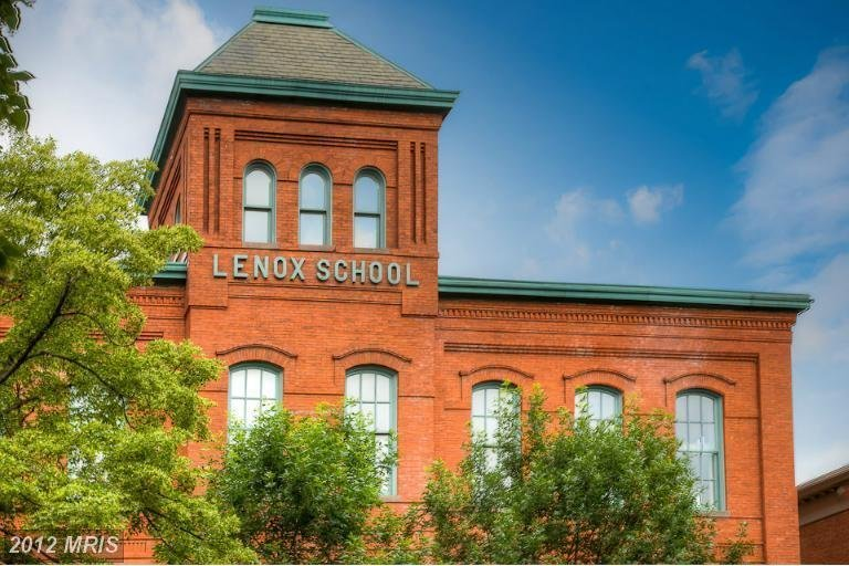 lenox school lofts for sale