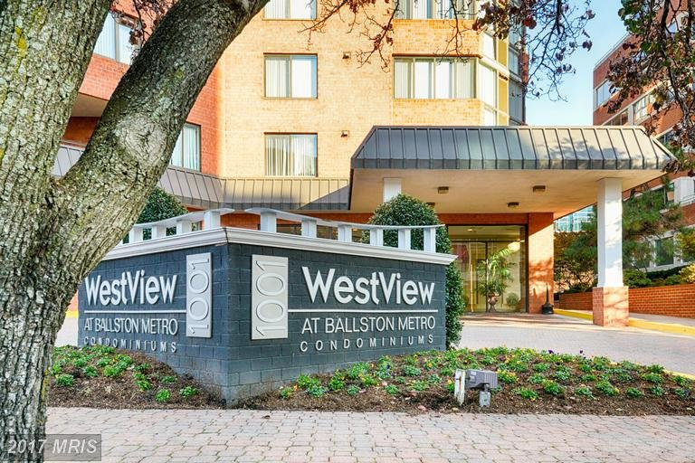 westview at ballston metro condos for sale