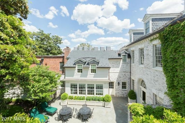 Most Expensive Home Georgetown