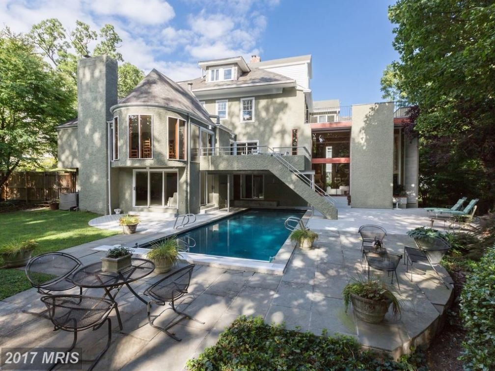 Most Expensive Home in Cleveland Park